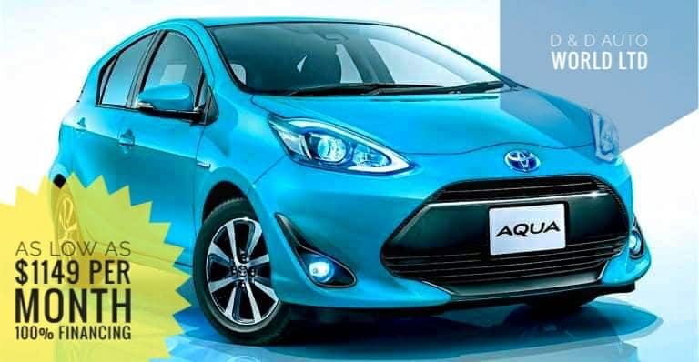 Toyota Aqua Hybrid – The Most Economical Car in Trinidad and Tobago